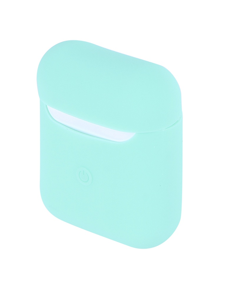 Чехол Activ Soft Touch для Apple AirPods 2 Spearmint 102571