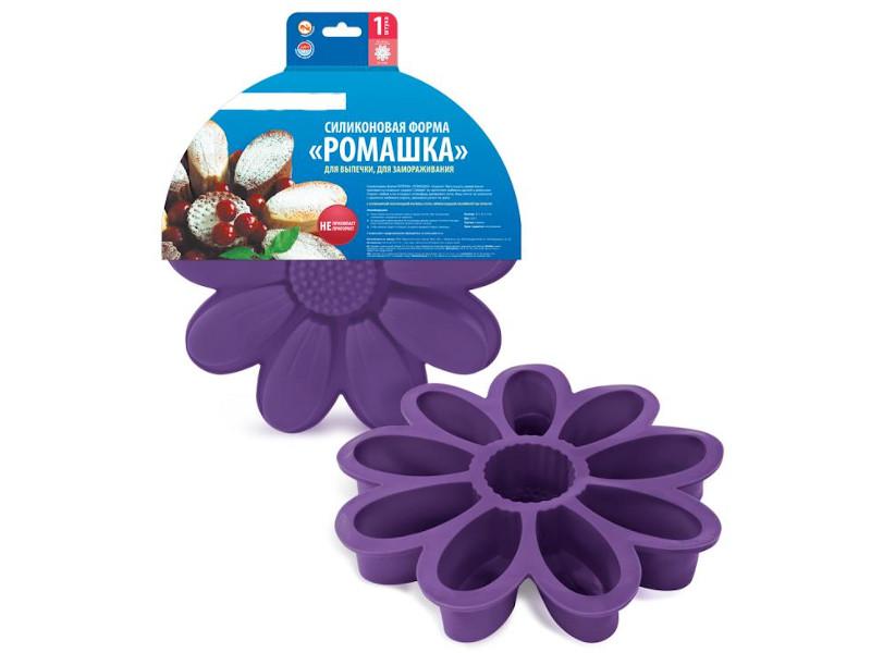 Форма для выпечки Paterra Ромашка 402-761