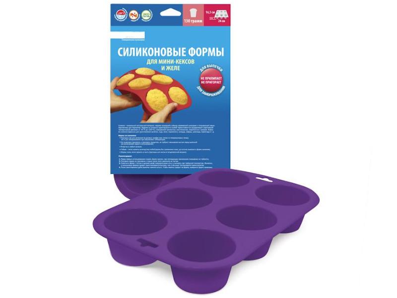 Форма для выпечки маффинов/кексов Paterra 402-438