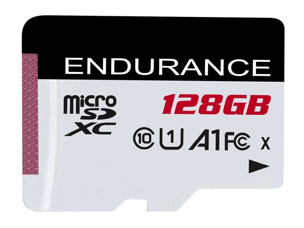 Карта памяти 128Gb - Kingston MicroSDXC Class10 High Endurance SDCE/128GB
