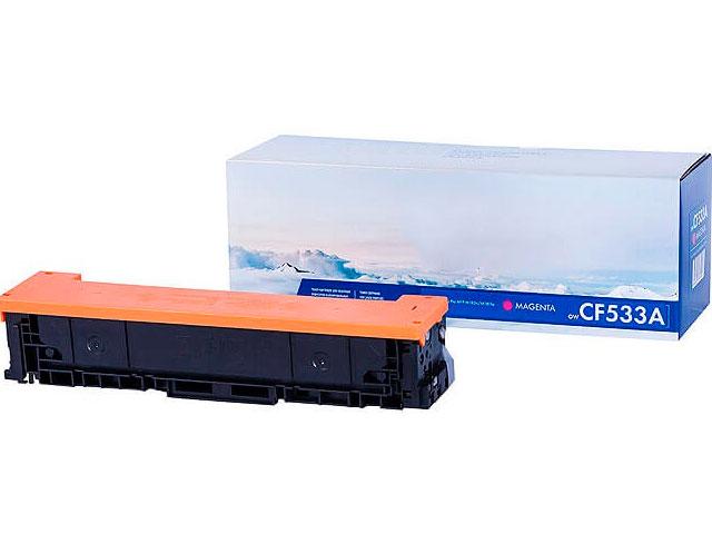 Картридж NV Print CF533A Magenta для HP