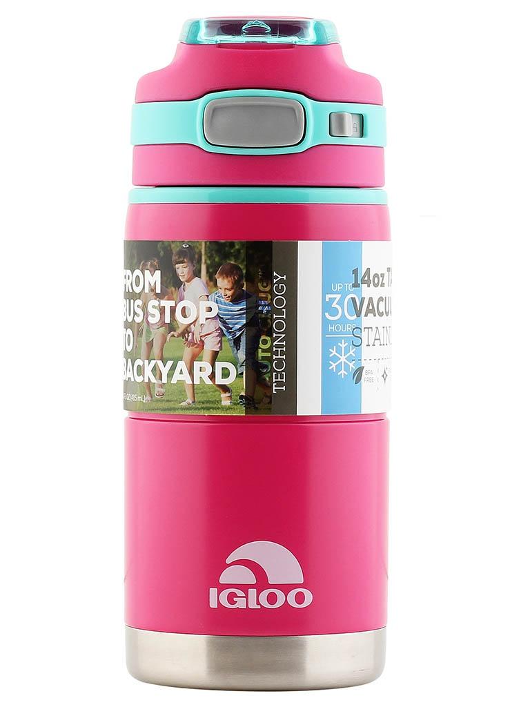 Термокружка Igloo Tahoe 14 415ml Pink 00070363