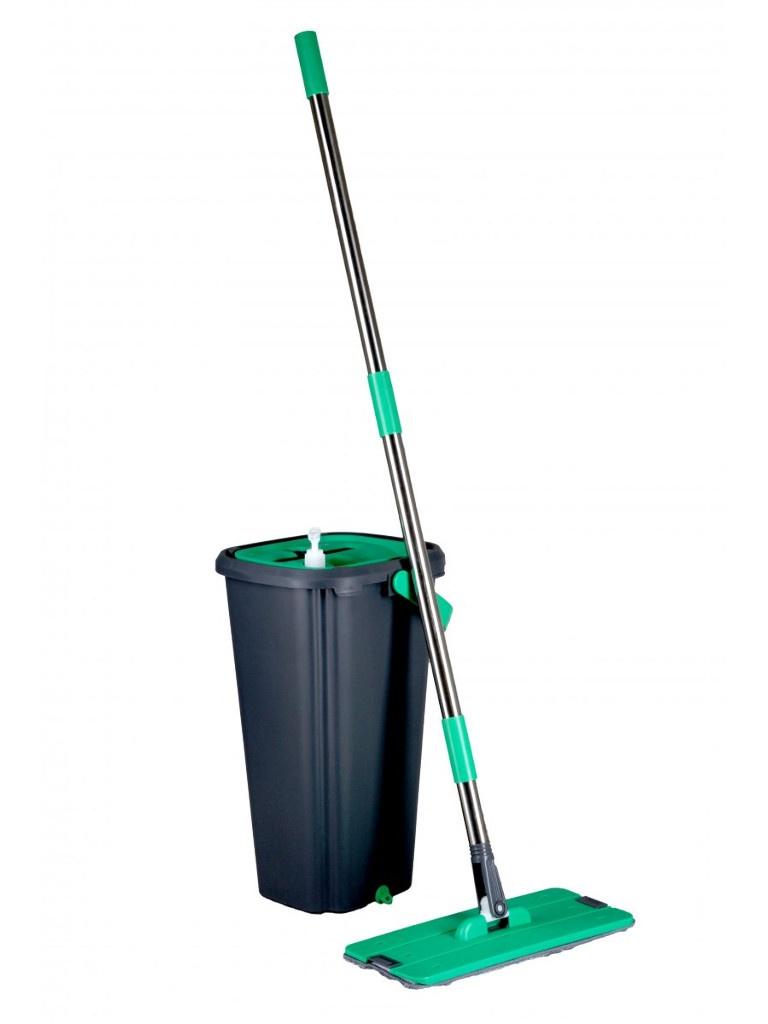 Чудо швабра Rosenberg R-800052 Green