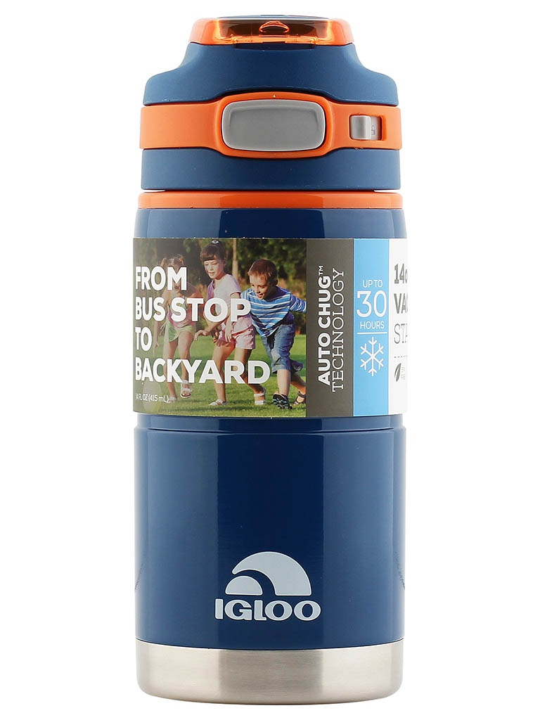 Термокружка Igloo Tahoe 14 415ml Blue 00070359