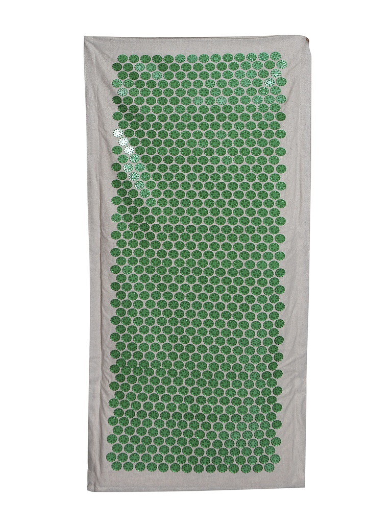 Аппликатор Тибетский аппликатор на мягкой подложке 41х117см Green МА23