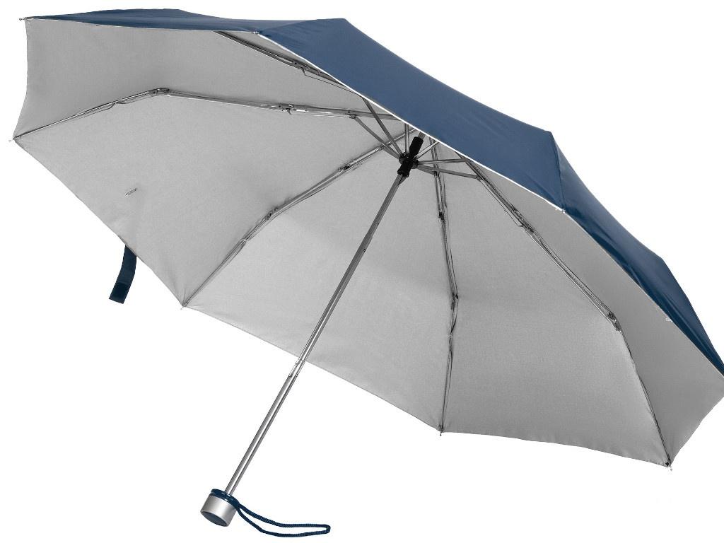 Зонт Проект 111 Silverlake Blue-Silver 79135.40