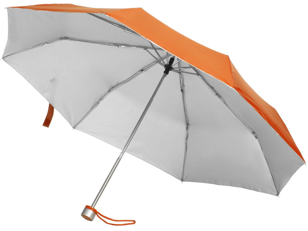 Зонт Проект 111 Silverlake Orange-Silver 79135.20