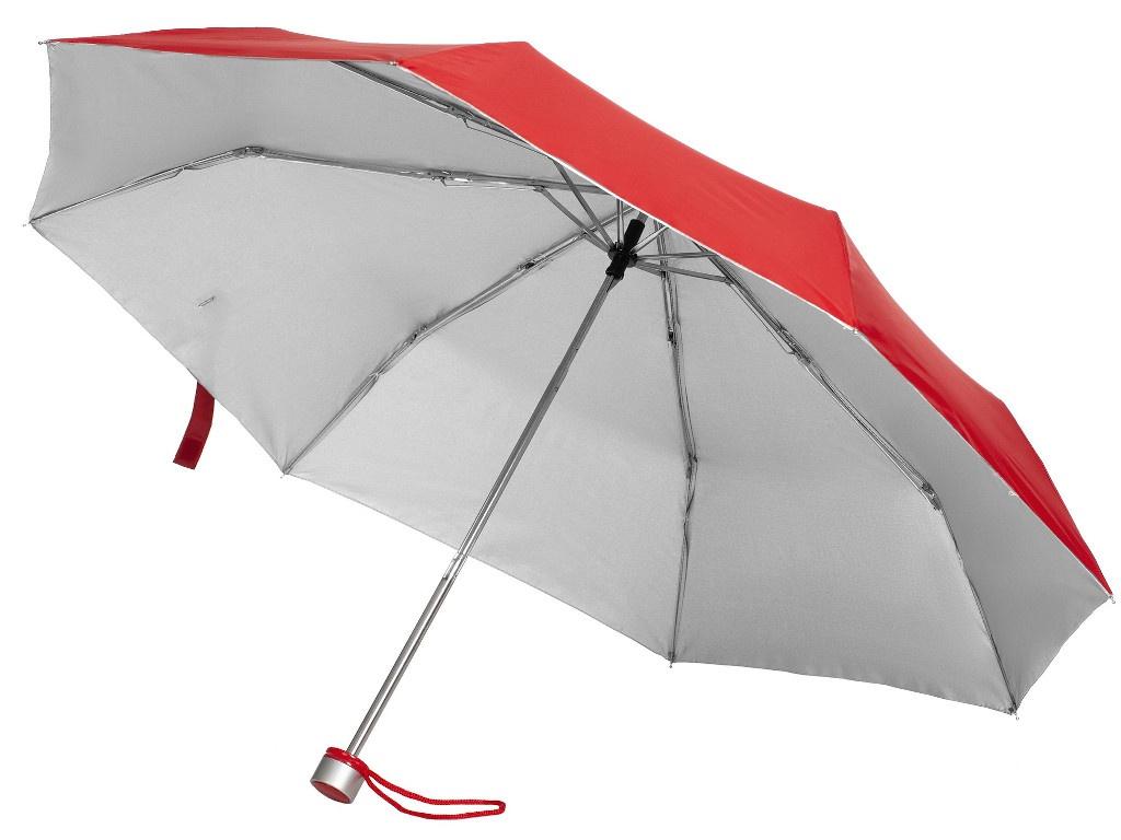 Зонт Проект 111 Silverlake Red-Silver 79135.50