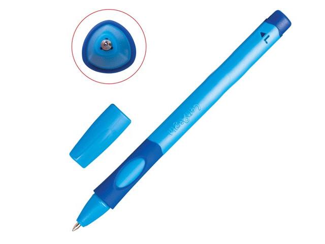 Ручка шариковая для левшей Stabilo Left Right Blue 6318/1-10-41