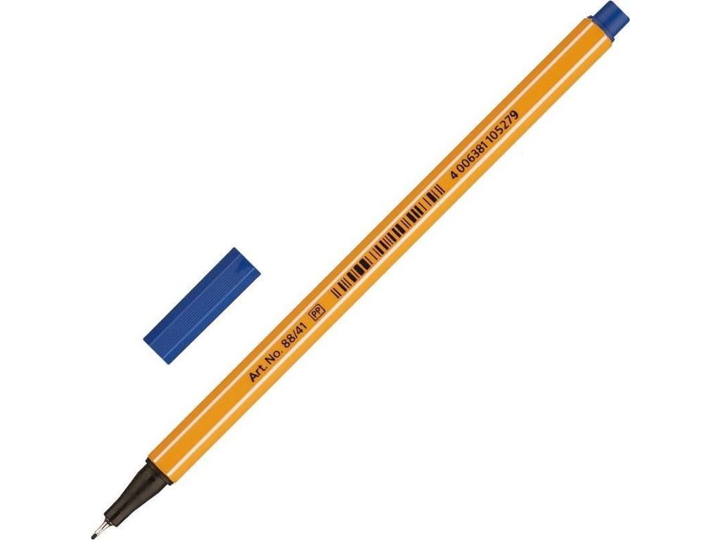купить Ручка капиллярная Stabilo Point Orange 88/41 по цене 59 рублей