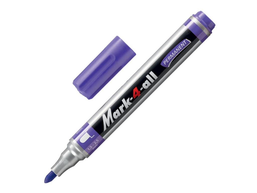 Маркер Stabilo Перманентный Purple 651/55