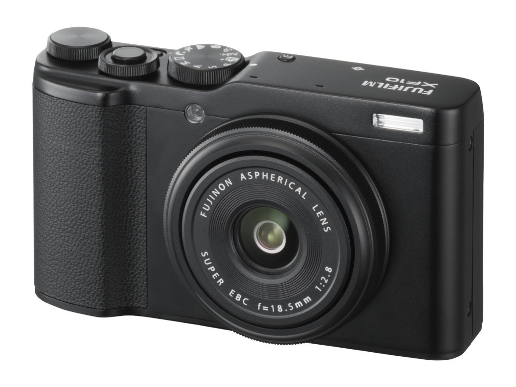 Фотоаппарат Fujifilm XF10 Black — XF10