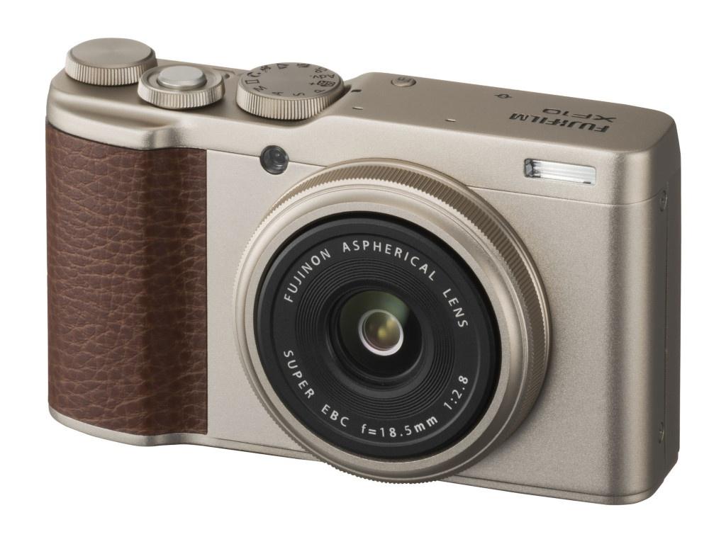 Фотоаппарат Fujifilm XF10 Gold