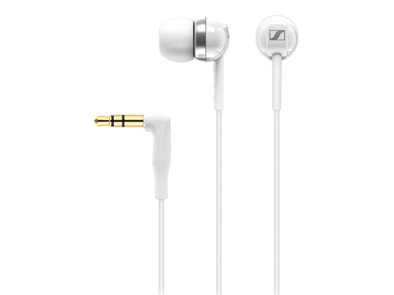 Наушники Sennheiser CX 100 White наушники sennheiser cx 350 bt white