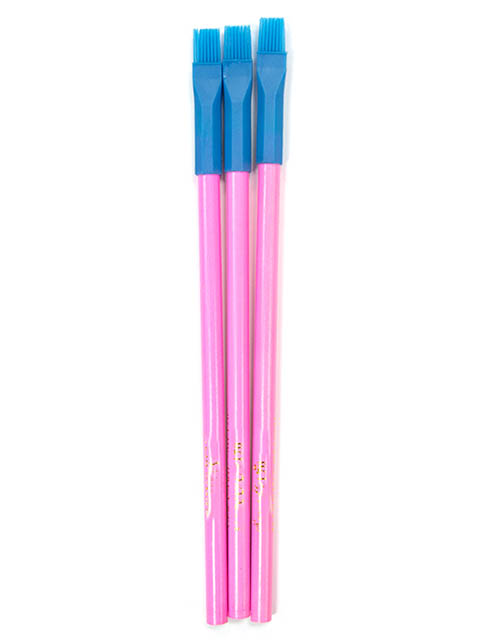 Меловые карандаши с кисточкой SewMate MP180-P(P) 3шт Pink