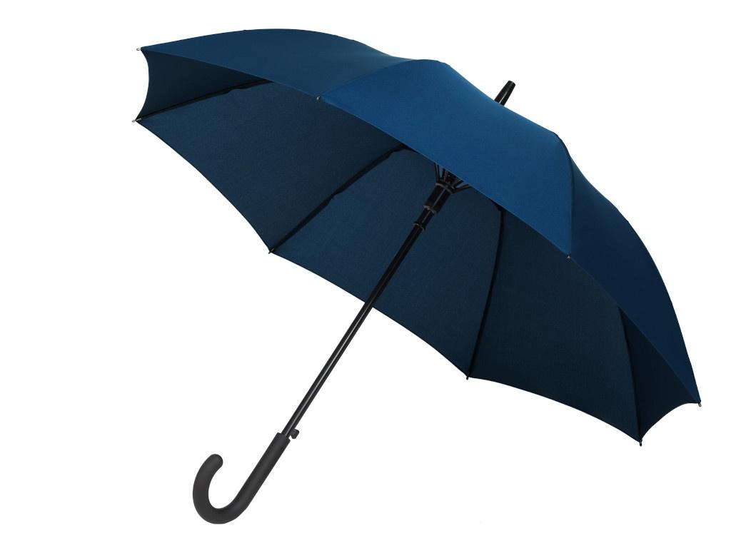 Зонт Проект 111 Magic с проявляющимся рисунком в клетку Dark Blue 17012.40