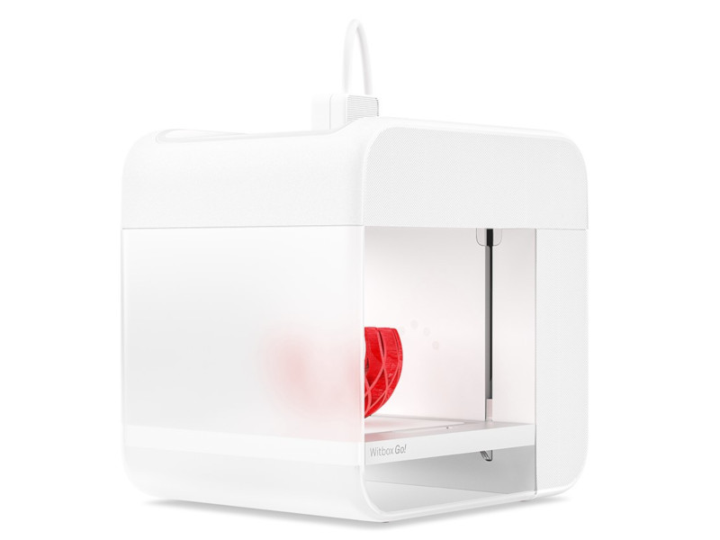 3D принтер BQ Witbox Go! D000022