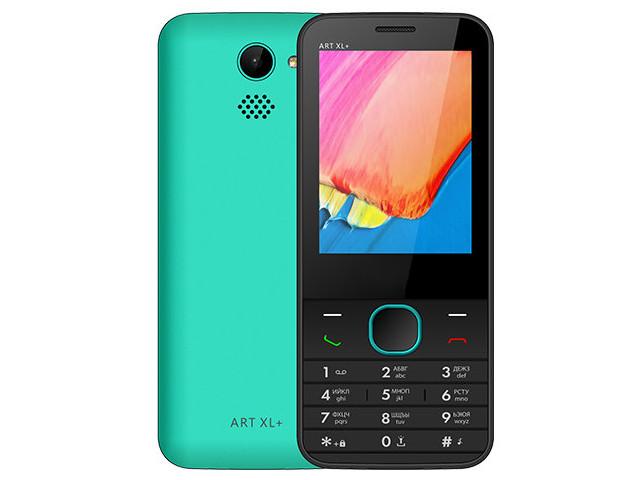 Сотовый телефон BQ 2818 ART XL+ Sea Green