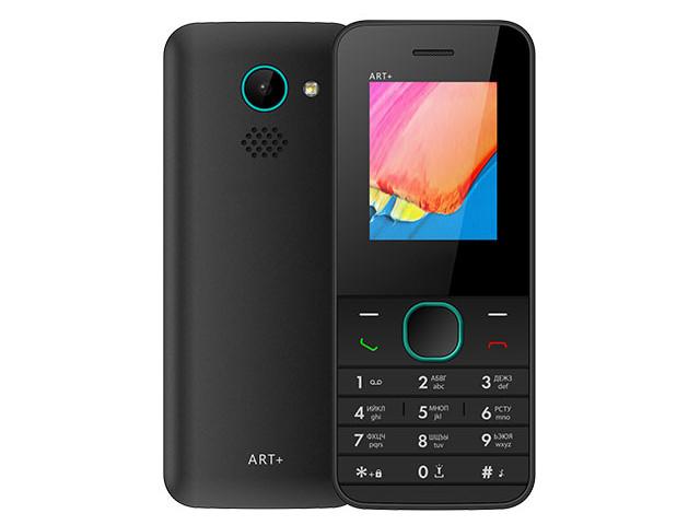 Сотовый телефон BQ 1806 ART+ Black