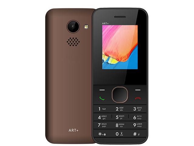 Сотовый телефон BQ 1806 ART+ Brown цена