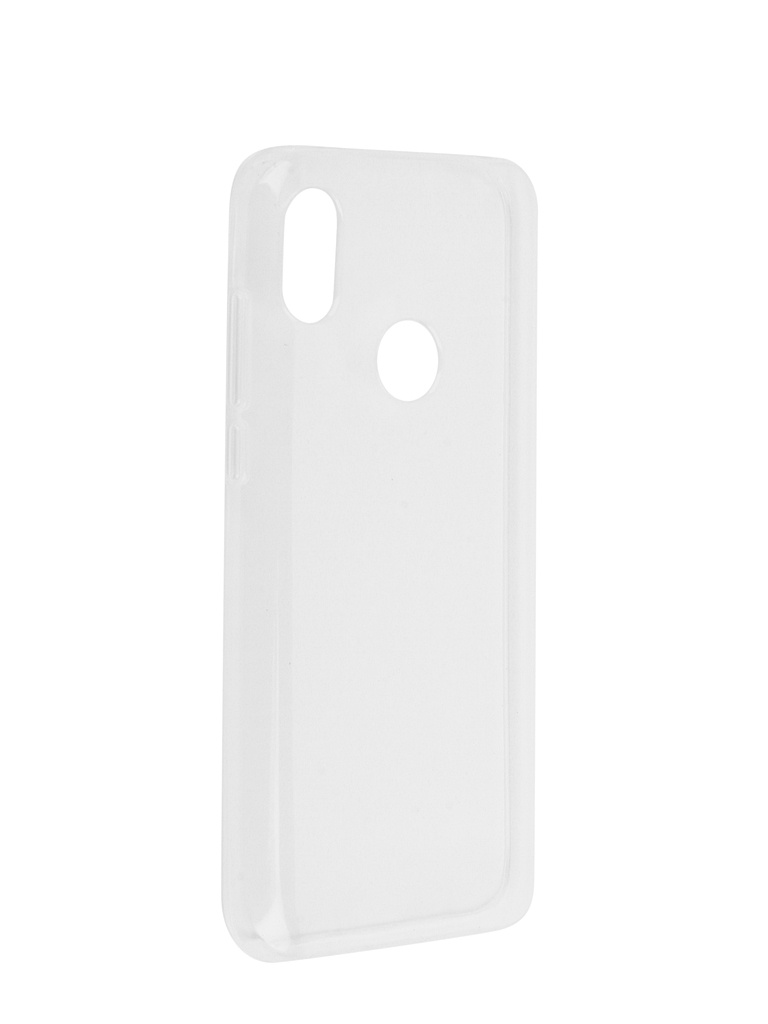 Аксессуар Чехол для BQ 5535L Strike Power Plus Silicone Transparent