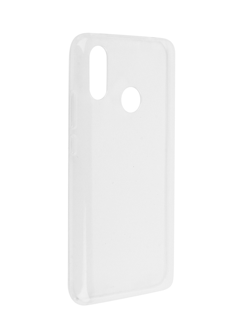 Аксессуар Чехол для BQ 6035L Strike Power Max Silicone Transparent