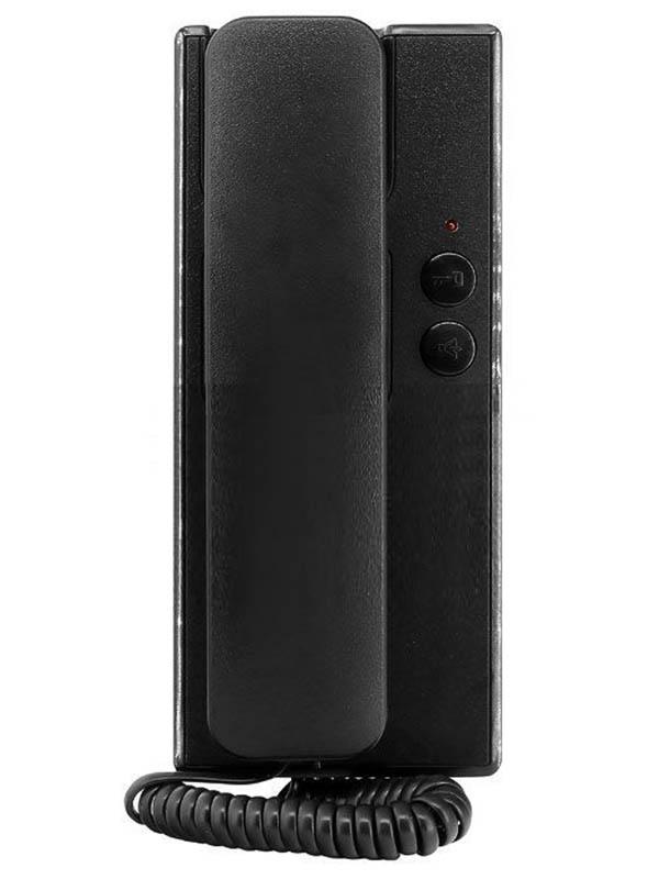 Трубка для домофона Falcon Eye FE-12M Black цена в Москве и Питере