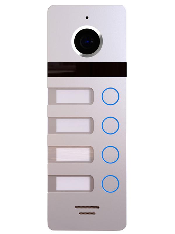 Вызывная панель Falcon Eye FE-324 Silver цветной видеодомофон falcon eye fe 35c вызывная панель avp 505u