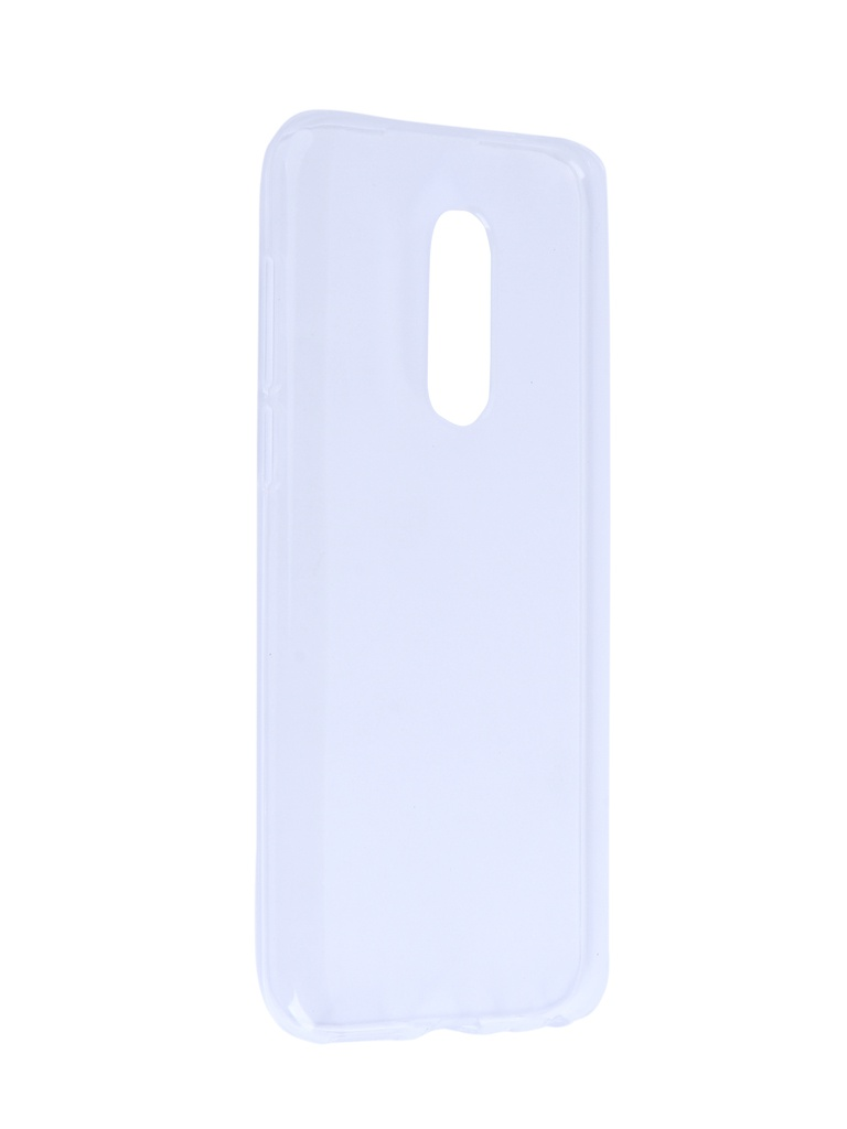 Чехол Zibelino для Meizu 16 Ultra Thin Case Transparent ZUTC-MZU-16-WHT