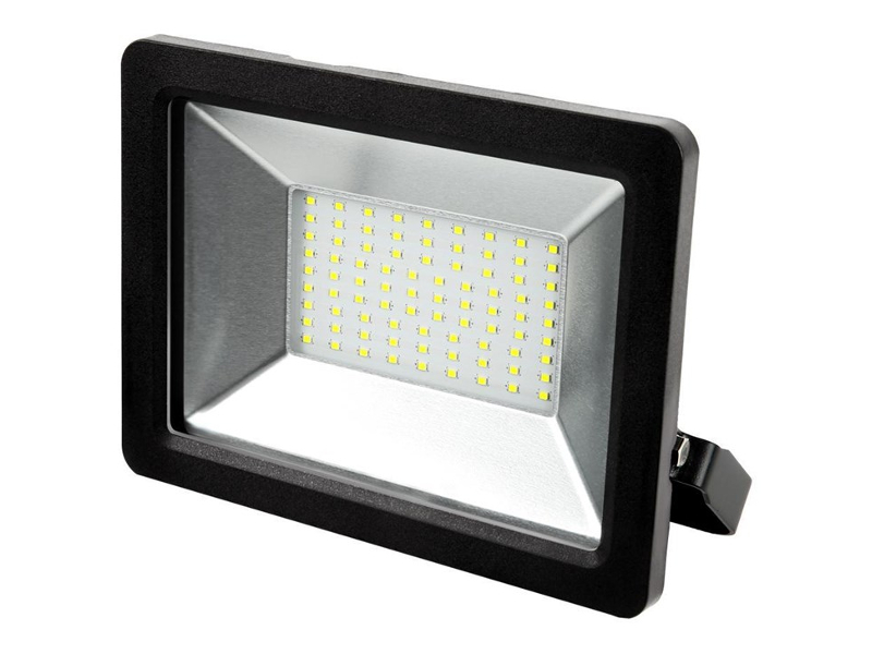 Прожектор Gauss LED 70W 4450Lm IP65 3000K Black 613527170