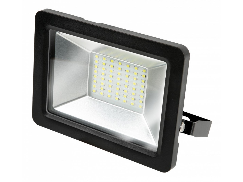 Прожектор Gauss LED 50W 3350Lm IP65 3000K Black 613527150