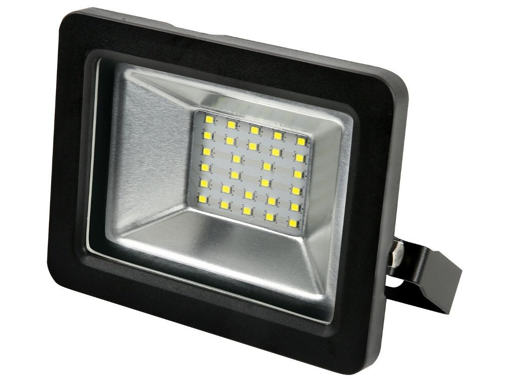 Прожектор Gauss LED 30W 2000Lm IP65 3000K Black 613527130 цена в Москве и Питере