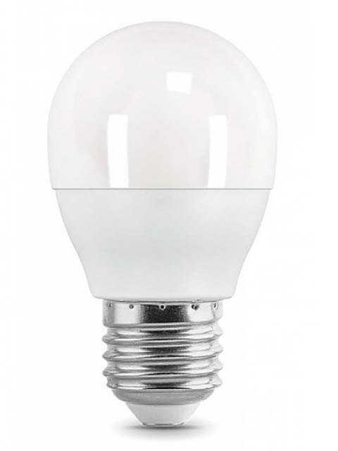 Лампочка Gauss Elementary E27 8W 560Lm 6500K 53238