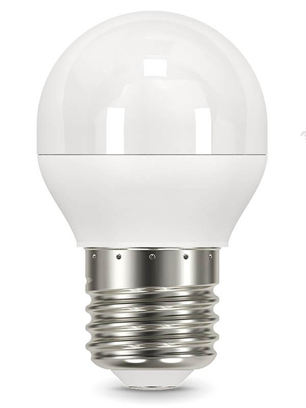 Лампочка Gauss Elementary E27 6W 470Lm 6500K 53236