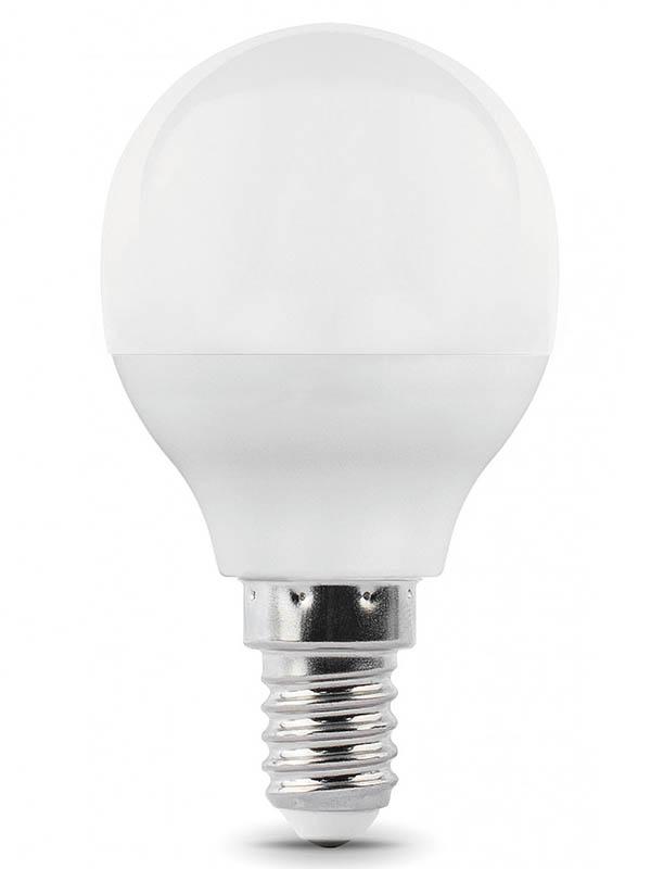 Лампочка Gauss Elementary E14 12W 880Lm 3000K 53112