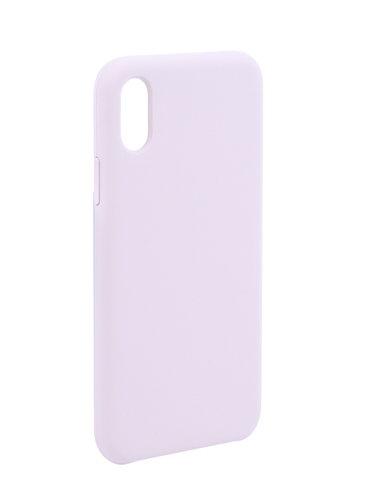 Аксессуар Чехол Liberty Project для APPLE iPhone X/Xs Silicone Protect Cover Pink 0L-00042164 liberty project tpu чехол для iphone 6 plus pink