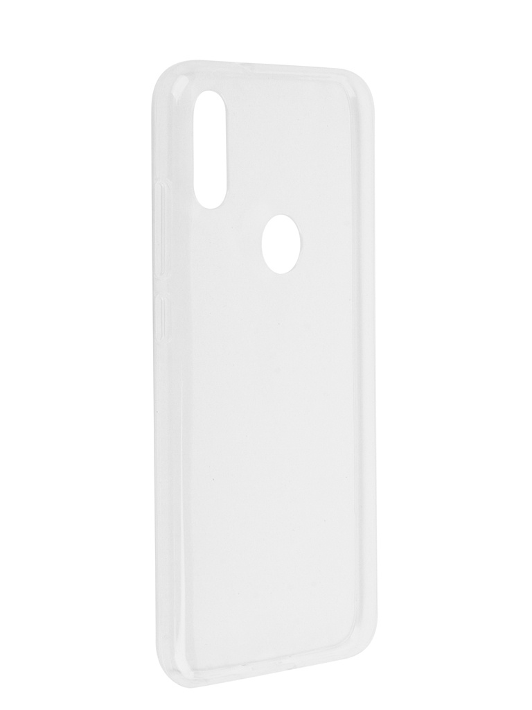 Чехол Liberty Project для Xiaomi Mi Play TPU Silicone Transparent 0L-00043396