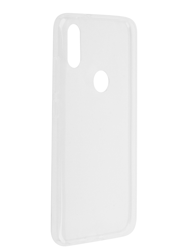 Чехол Liberty Project для Xiaomi Mi Play TPU Silicone Transparent 0L-00043395