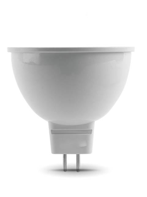 Лампочка Gauss Elementary GU5.3 MR16 9W 660Lm 4100K 13529 цена и фото