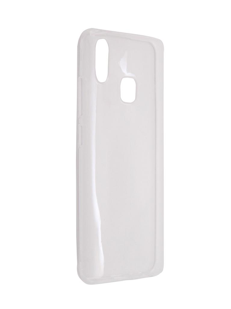 лучшая цена Аксессуар Чехол Liberty Project для Vivo Y95 TPU Silicone Transparent 0L-00043446