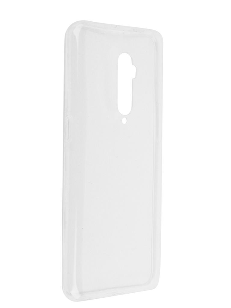 Аксессуар Чехол Liberty Project для OPPO Reno 10x Zoom TPU Silicone Transparent 0L-00043460