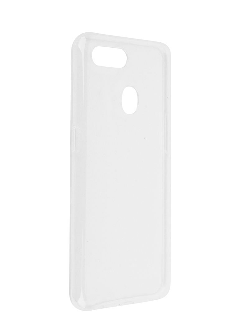 Аксессуар Чехол Liberty Project для OPPO A5s TPU Silicone Transparent 0L-00043454