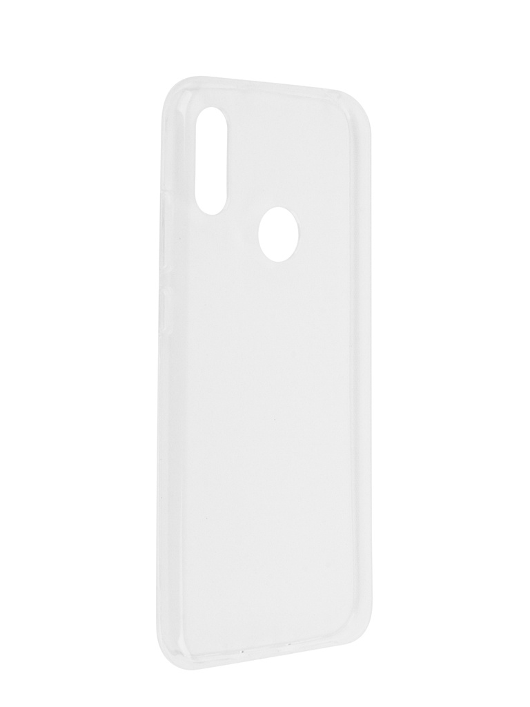 Чехол Liberty Project для Honor 8A Pro TPU Silicone Transparent 0L-00042987
