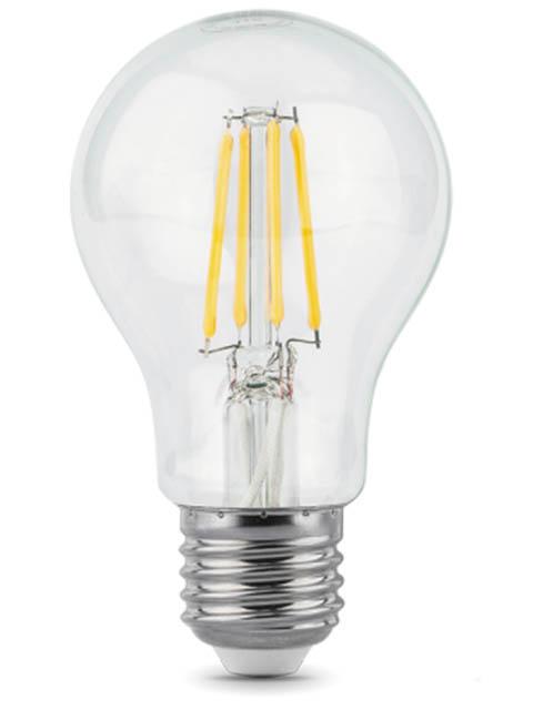 Лампочка Gauss Filament Graphene E27 A60 15W 1740Lm 4100K 102802215
