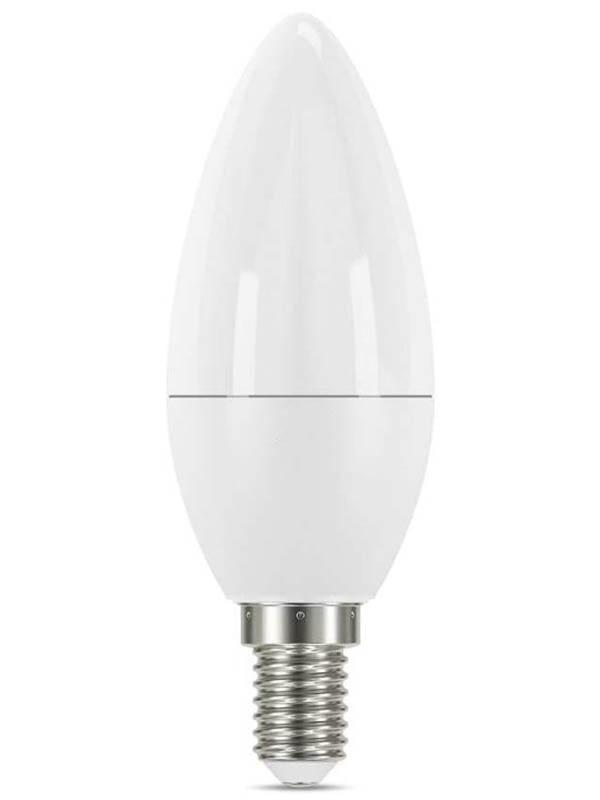 Лампочка Gauss E14 Свеча-dim 7W 590Lm 4100K 103101207-D
