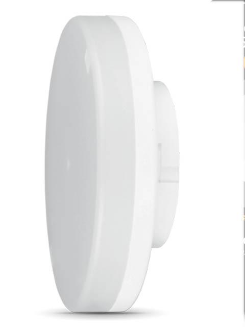 Лампочка Gauss GX53 8W 660Lm 3000K 108408108-D