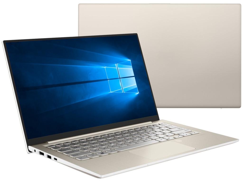 Ноутбук ASUS VivoBook S330UA-EY042T 90NB0JF2-M01730 (Intel Core i7-8550U 1.8 GHz/8192Mb/256Gb SSD/No ODD/UHD Graphics 620/Wi-Fi/Bluetooth/Cam/13.3/1920x1080/Windows 10)