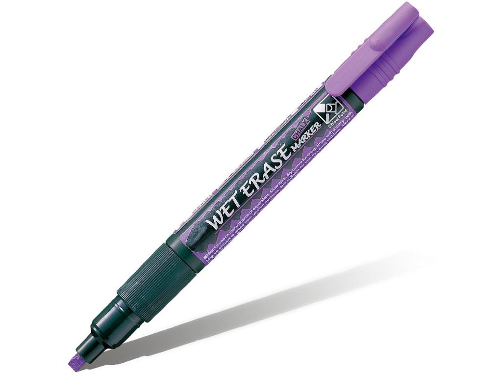 Маркер Pentel Wet Erase Marker 0.6mm/4mm Purple SMW26-V