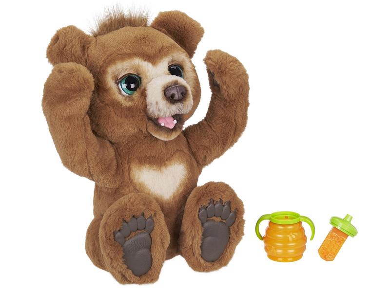 Игрушка Hasbro E4591 Furreal Любопытный медведь