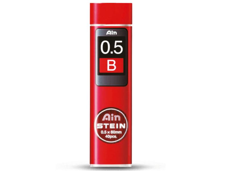 Грифель Pentel Ain Stein 0.5mm 40шт C275-B
